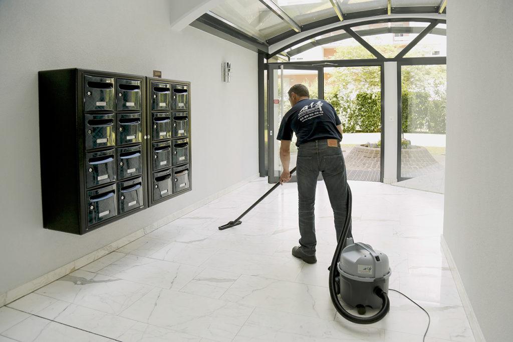 Les matériels et machines de nettoyage