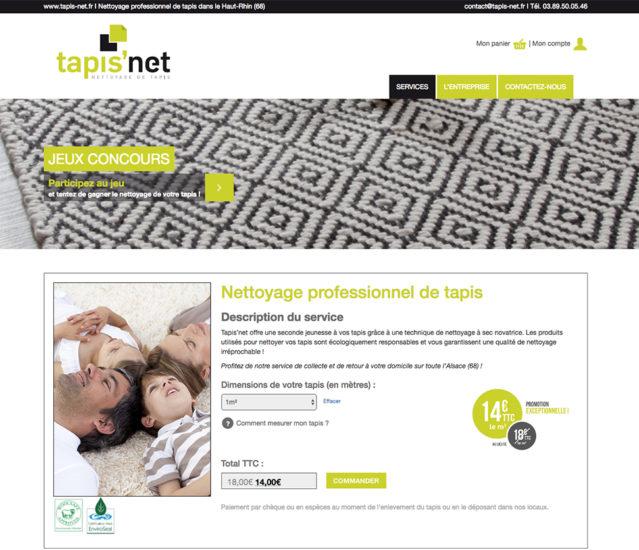 Tapis-net.fr, la solution pour le nettoyage de vos tapis
