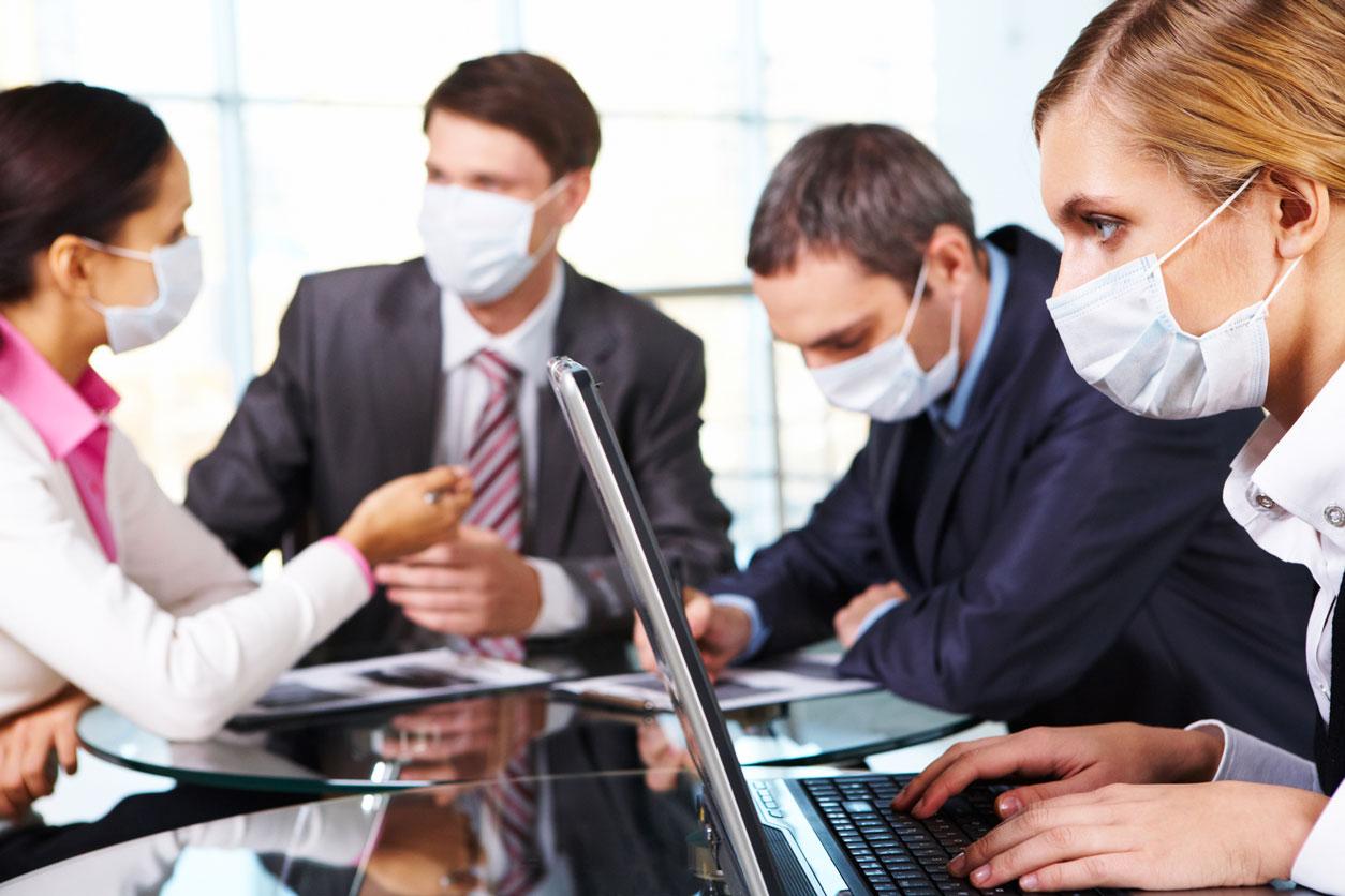 Limiter les épidémies hivernales dans votre entreprise