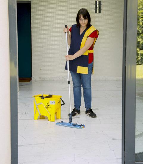 Offre d'emploi nettoyage secteur Guebwiller