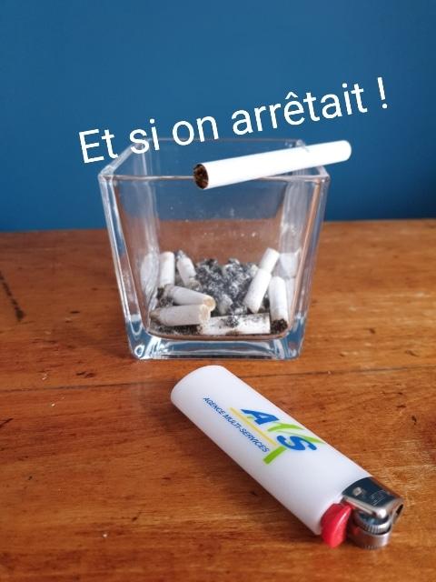 Novembre, AMS s'associe au mois sans tabac