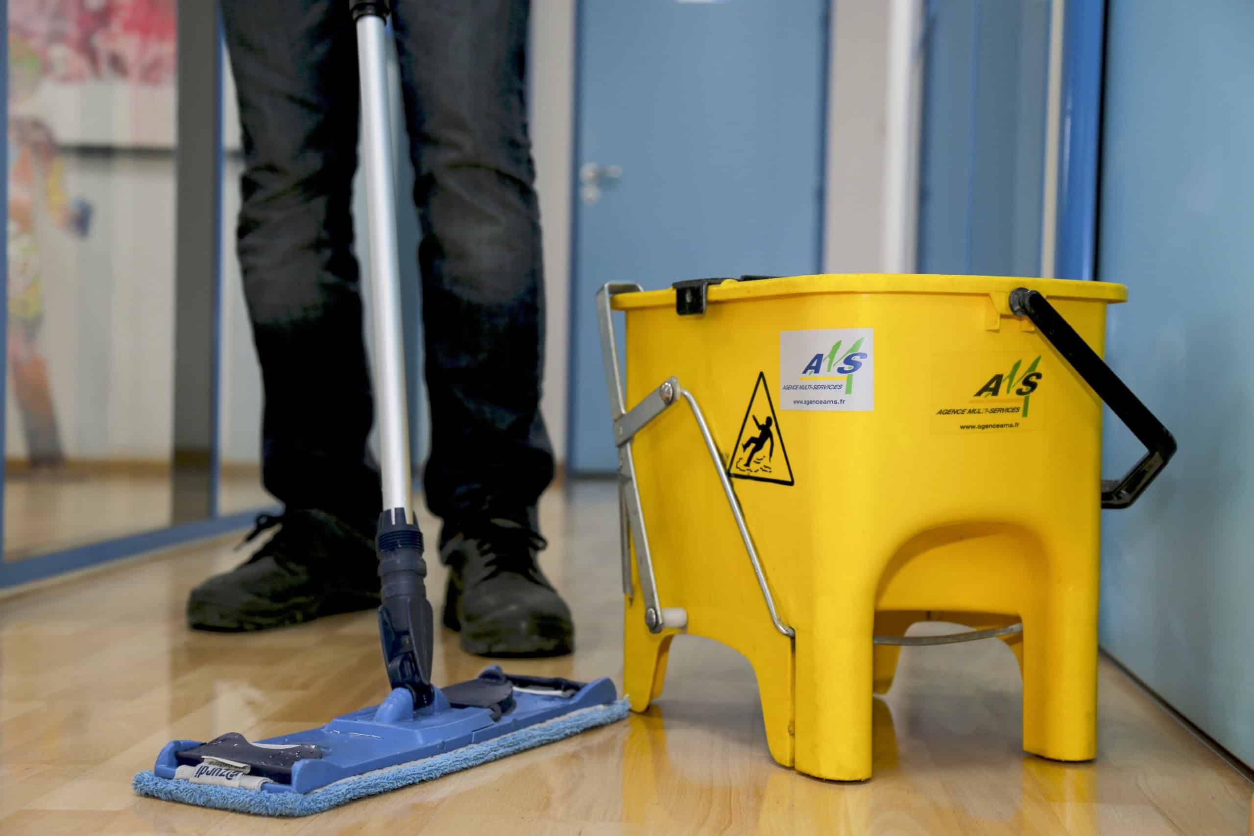 Focus métier : Agents d'entretien, de propreté, hommes et femmes de ménage.