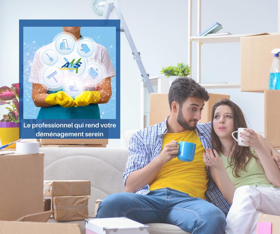 Nettoyage : un professionnel pour se faciliter le déménagement