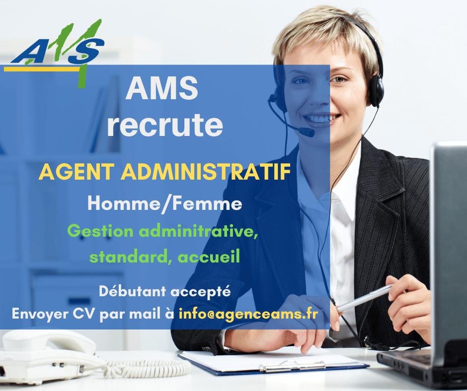 AMS recrute